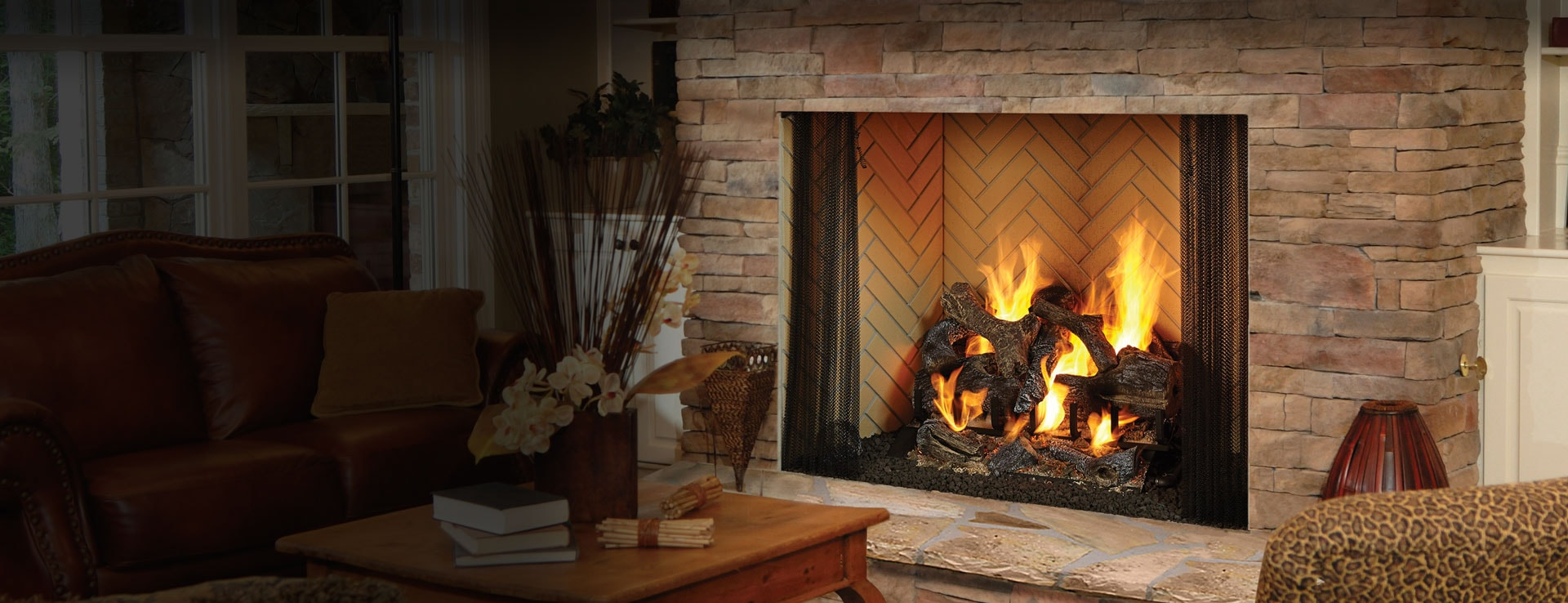 <p>Birmingham Wood Fireplace</p>